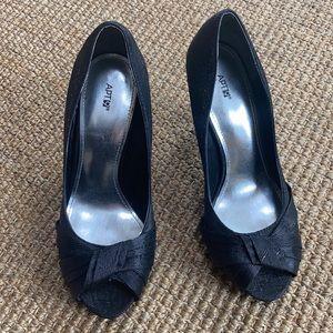 Apt 9 Peep Toe Heels